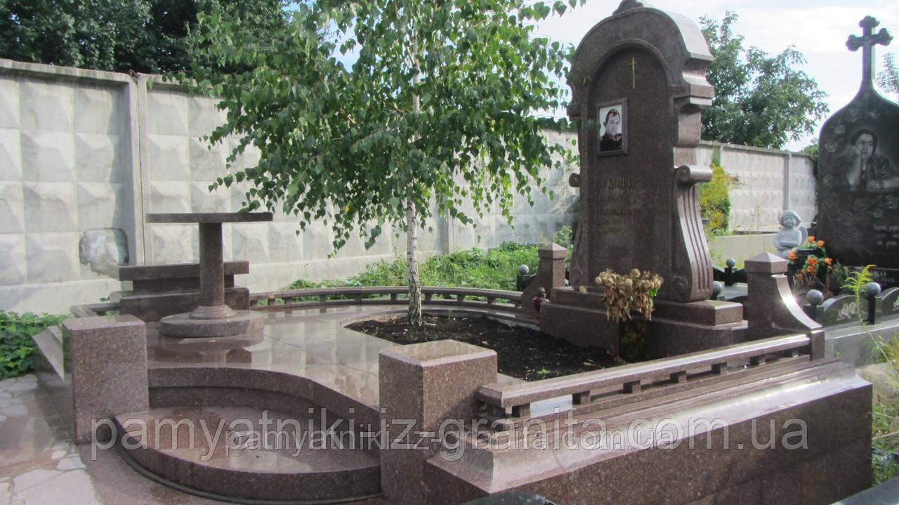Элитный памятник № 21