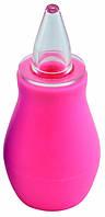 Аспиратор для носа (розовый), Canpol babies