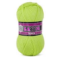 Пряжа для ручного вязания KARTOPU GONCA