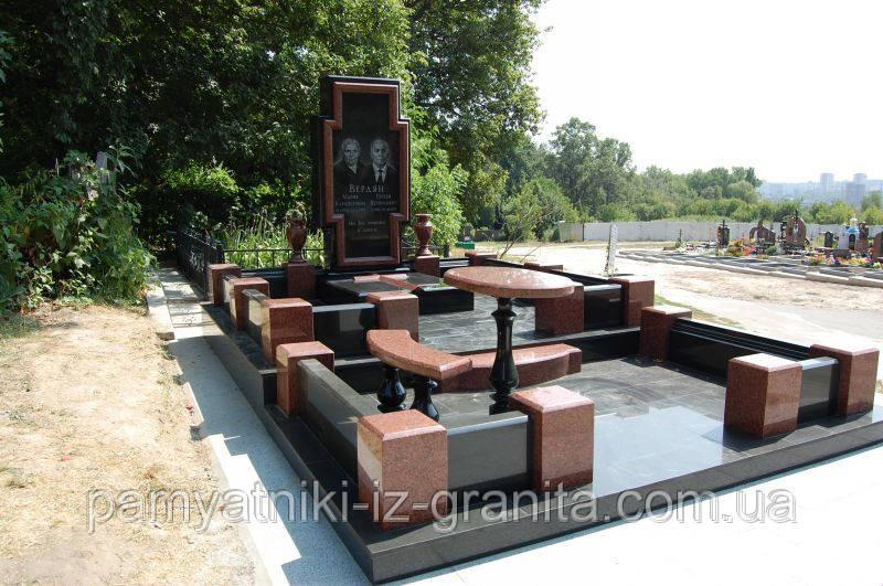 Элитный памятник № 107