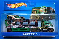 Грузовик-трейлер Hot Wheels Road Rally BDW51