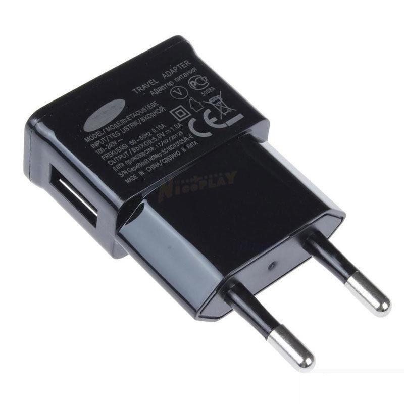Зарядное USB вилка адаптер Samsung, №213