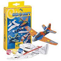 Air-craft, Creativity Small, трехмерный пазл-конструкор, Totum
