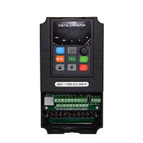 Частотный преобразователь AE-V812-G45/P55T4 45 кВт, фото 3