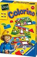 Colorino Цвета и формы, настольная игра, Ravensburger