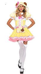 Женский карнавальный костюм Игрушки Медвежонка AL82130