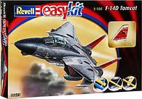 Easy Kit. Самолет (1972г.,США) F-14 Tomcat;1:100, Revell