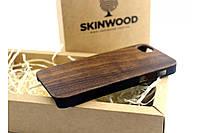 Эксклюзивный деревянный чехол Американский орех для iPhone 5/5S, фото 1