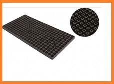 Кассета для рассады 288S, 288 ячейки. Размер 54х28 cм. Размер ячейки 20х25х14мм. Производитель Китай.