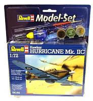 Model Set Самолет Hawker Hurricane Mk.II; 1:72, Revell
