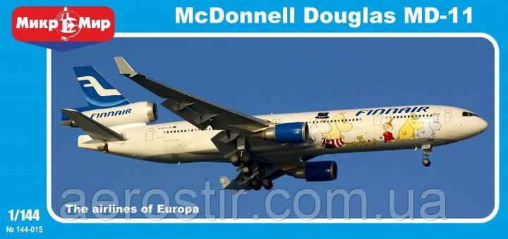 Mc Donnell Doglas MD-11 1/144 МикроМИР 144-015