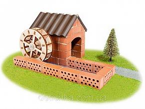 Водяная мельница конструктор-кирпичики