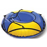 Санки Тюбинг надувные, 100 см (ватрушка), фото 1