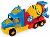 Super Truck бетономешалка, маленькая. 60 см, Wader
