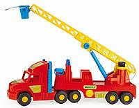 Super Truck пожарная машина. 80 см, Wader