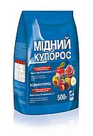 Медный Купорос (медь сернокислая, сульфат меди) уп-500 г