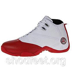 Баскетбольные кроссовки Jordan 12.5 Team White / Varsity Red 317176-105 (44,5p US 10.5 28/5cm)