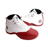 Баскетбольные кроссовки Jordan 12.5 Team White / Varsity Red 317176-105