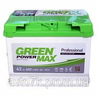 Аккумулятор Chevrolet Aveo (Шевроле Авео) Green Power max (Грин павер макс) 62 Ач
