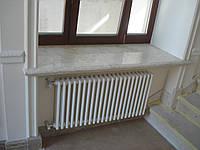 Мраморные подоконники.Изготовление мраморных подоконников в Одессе