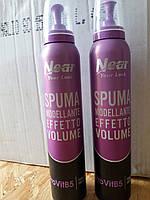 Effetto Volume пена, мусс для волос 200ml.