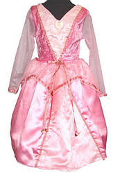 Детское карнавальное платье принцессы Барби 1000615