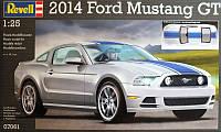 Автомобиль 2014 Ford Mustang GT 1:25 Revell