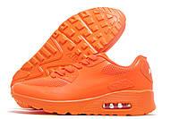 Кроссовки женские Nike Air Max оранжевые (найк эир макс)