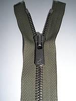 Молния металлическая разъемная  75см, тип 5 YKK EXCELLA® , 2 бегунка