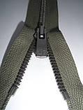 Молния металлическая разъемная  75см, тип 5 YKK EXCELLA® , 2 бегунка, фото 6