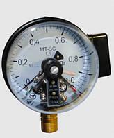 Электроконтактные манометры МТ-3С