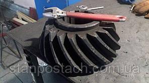 Шестерня для гранулятора различной конфигурации