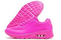 Кроссовки женские Nike Air Max малиновые (найк эир макс)