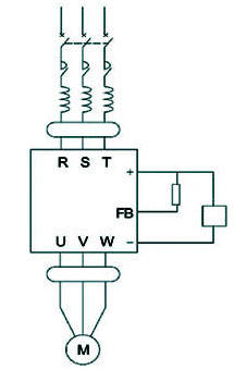 Частотный преобразователь AE-V81-G5R5T4B/V81P7R5T4 5.5 кВт, фото 2