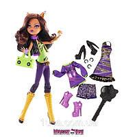 Monster High Клодин Вульф Я люблю моду I Love Fashion Doll Clawdeen Wolf
