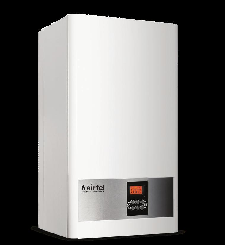 Котел газовый AIRFEL Digifel Premix 25 кВт (Конденсационный)