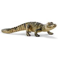 Аллигатор (детеныш) - игрушка-фигурка, Schleich