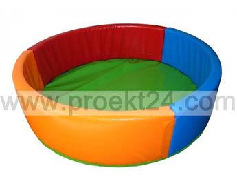 Сухой бассейн KIDIGO Круг 1,5
