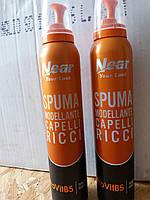 Capelli Ricci пена, мусс для вьющиеся волосы 200ml.