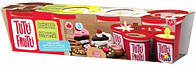 Ароматные пирожные, набор для лепки, Tutti Frutti