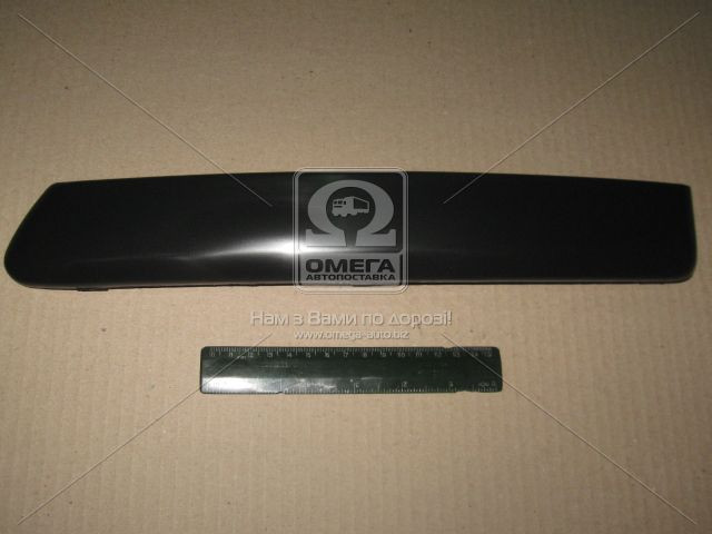 Накладка бампера правая FORD FOCUS (Форд Фокус) 2005-2008 (пр-во TEMPEST)
