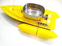 Tornado 5Y Радиоуправляемый Кораблик для завоза прикормки в точку лова рыбы Т10-А, Fishing Boat Mini 5,FBM-5
