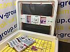Инкубатор Рябушка-2 смарт плюс 150 яиц цифра с мех переворотом, фото 3