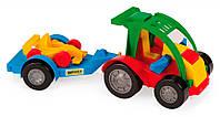 Багги с прицепом (гоночная машина), Wader