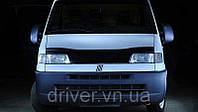 Дефлектор капота (мухобойка) Fiat Ducato 1994-2002