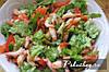 Салат-коктейль из морепродуктов