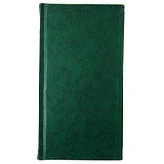 Еженедельник датированный 2020 BRISK OFFICE MIRADUR (8,6х15,3) зеленый