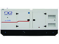 Дизельный генератор Darex Energy DE-55RS-Zn 40-44 кВт с оцинкованным корпусом!