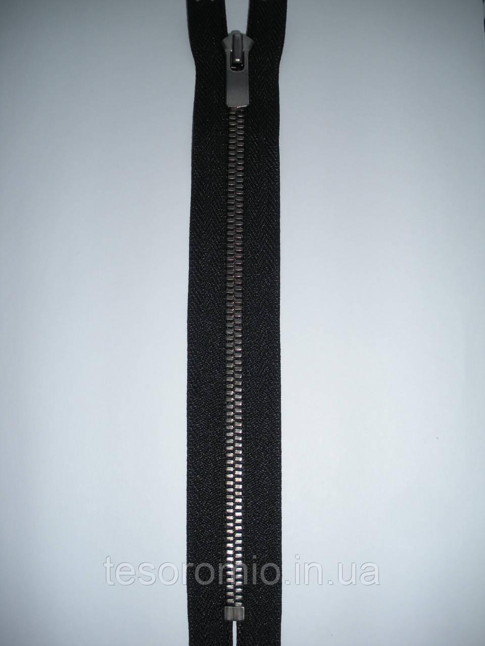 Молния металлическая неразъемная  20см, тип 5 YKK EXCELLA® , 1 бегунок