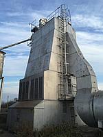 Зерно сушка шахтного типа М 819